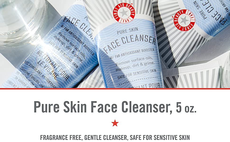 First Aid Beauty Facial Cleanser