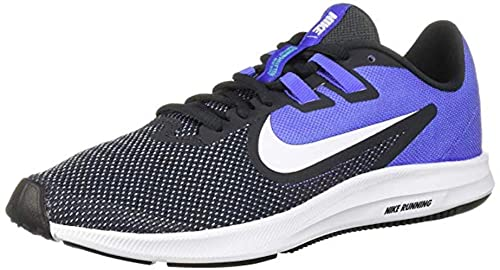 Blue Nike