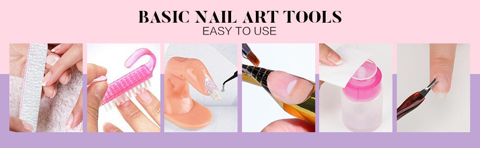Morovan Acrylic Nail Kit