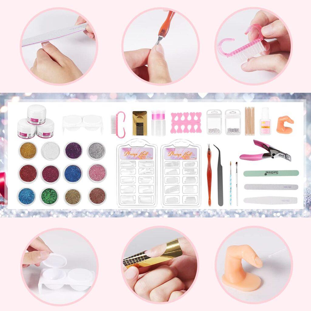 False Nail Tips Decoration Tools