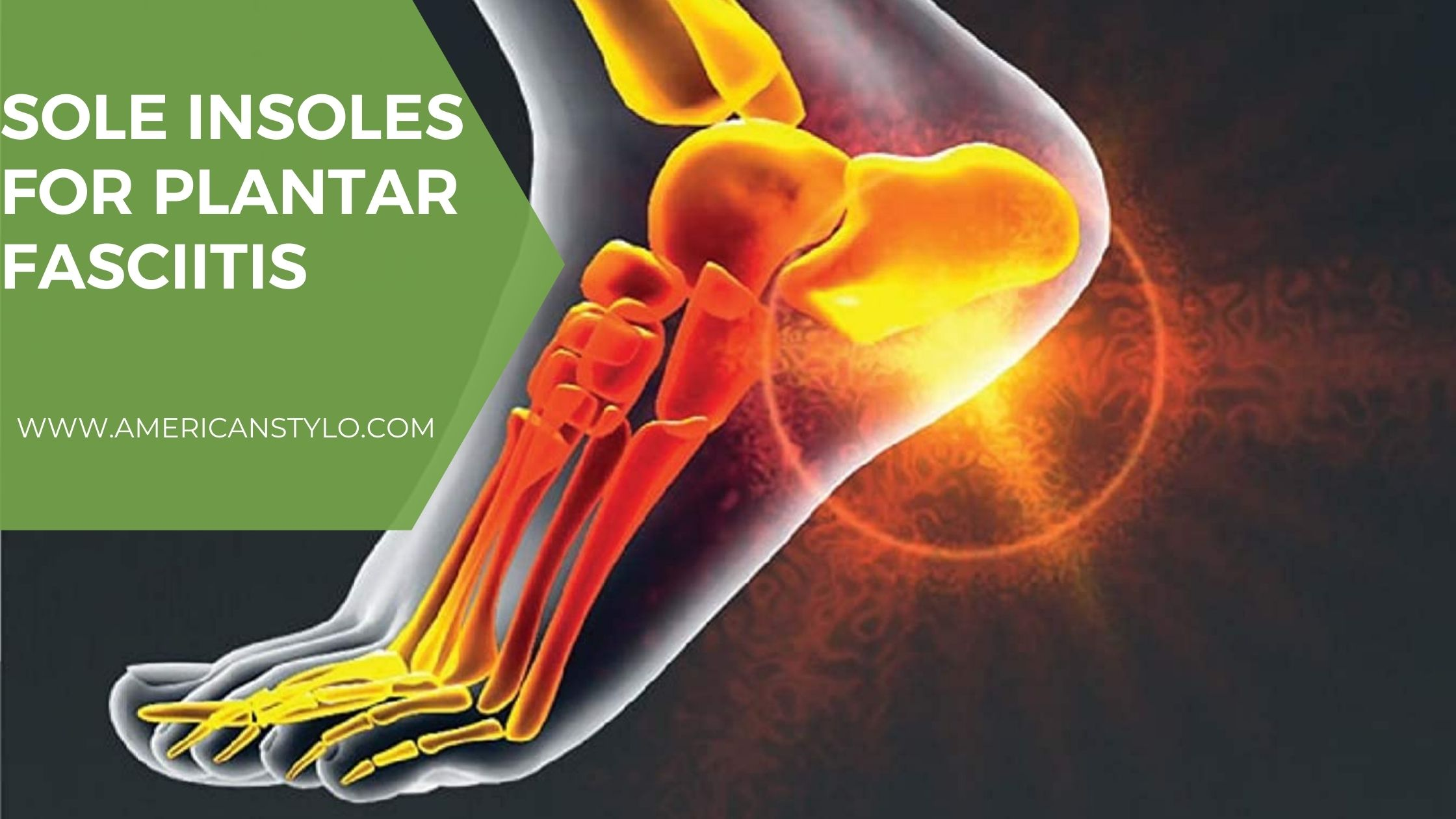 Sole Insoles For Plantar Fasciitis