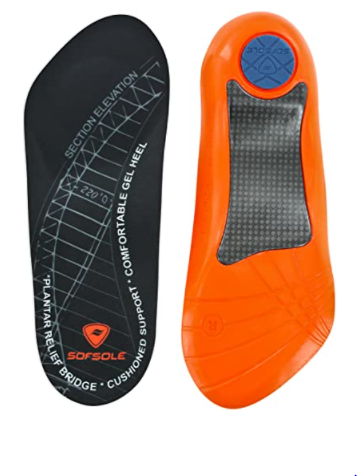 Sof sole insole