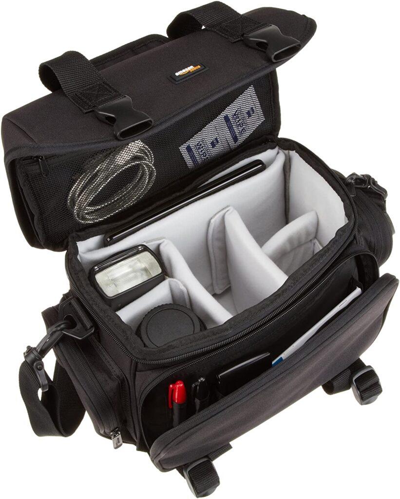 Amazon Basics DSLR Gadget Bag