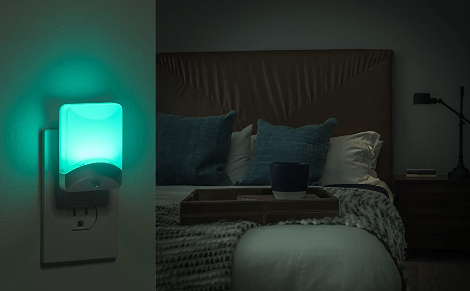 GE Color-Changing Night Light
