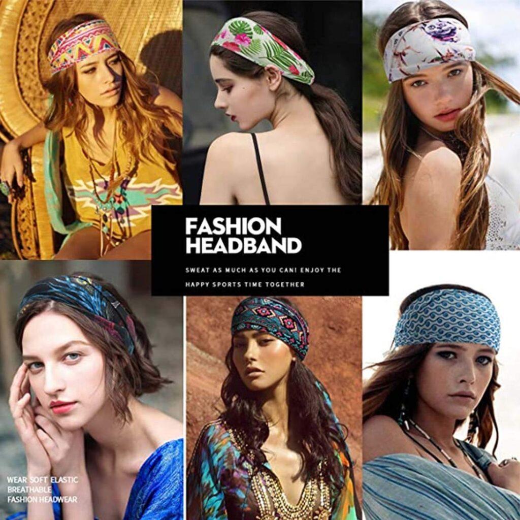 GORTIN BOHO Turban Headband