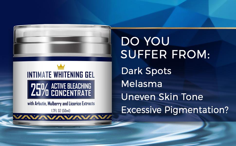 Best face bleaching cream- Intimate Skin Lightening Gel