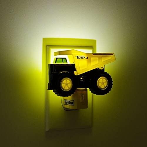 Tonka Truck Night Light