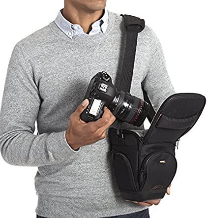 Amazon Basics Holster Camera Case