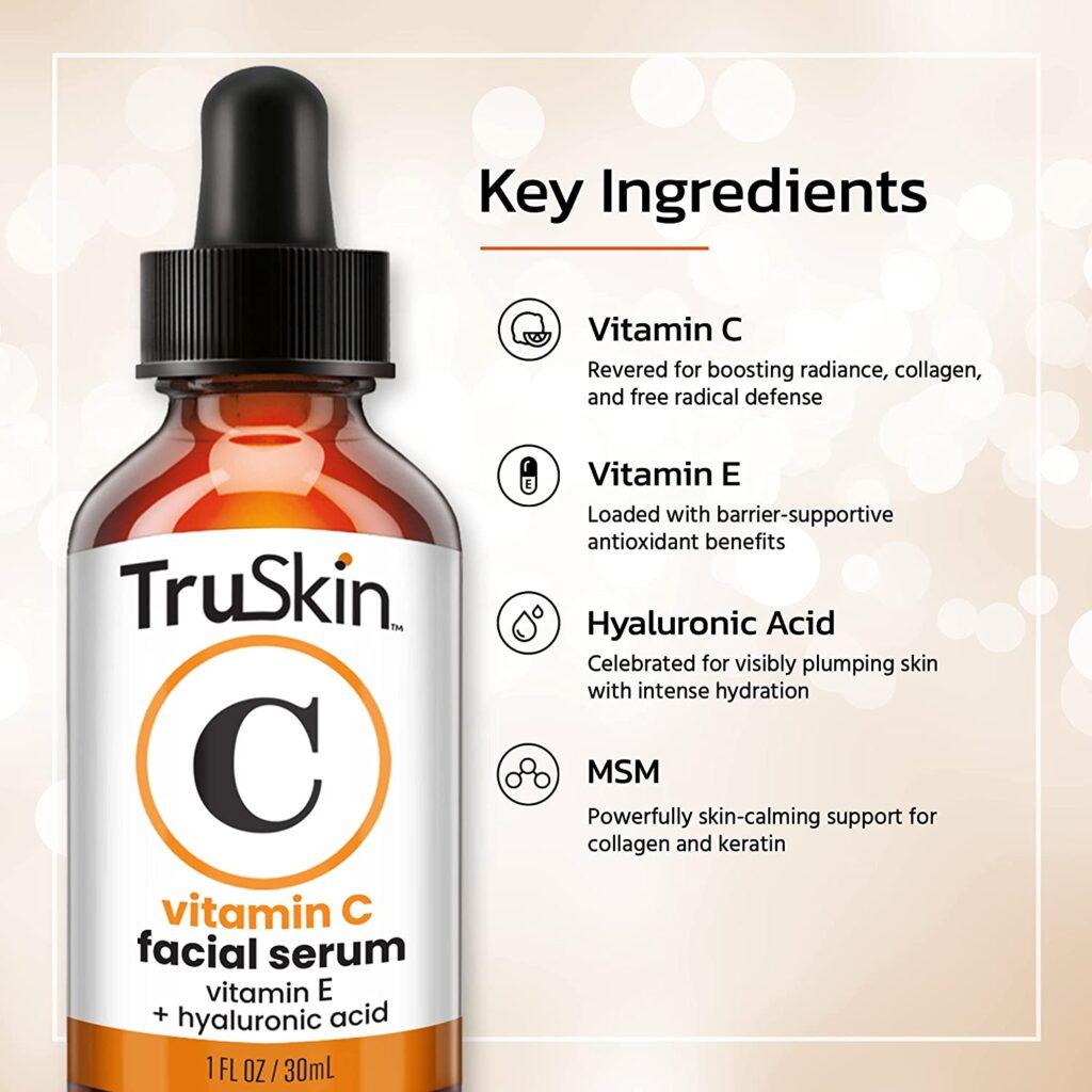 Truskin Vitamin C Best Serum For Face