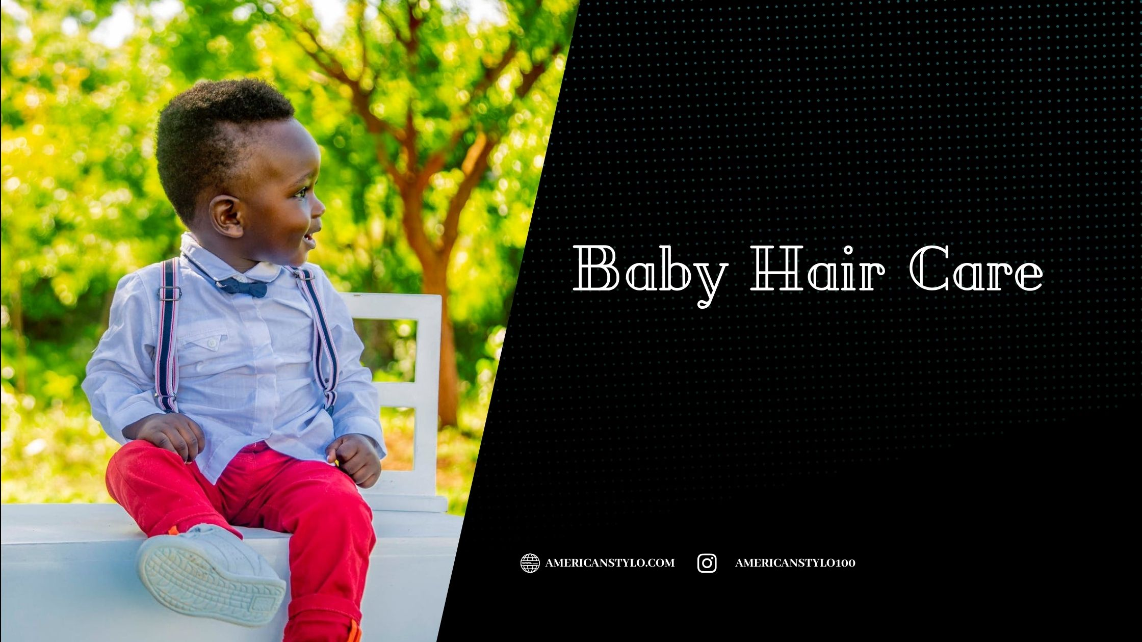 african american baby hair care products