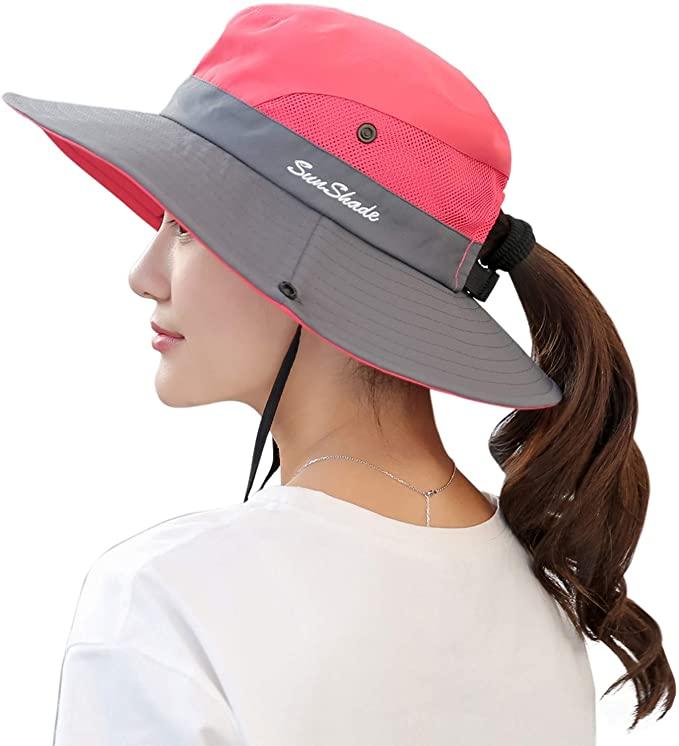 Muryobao women's sun hat
