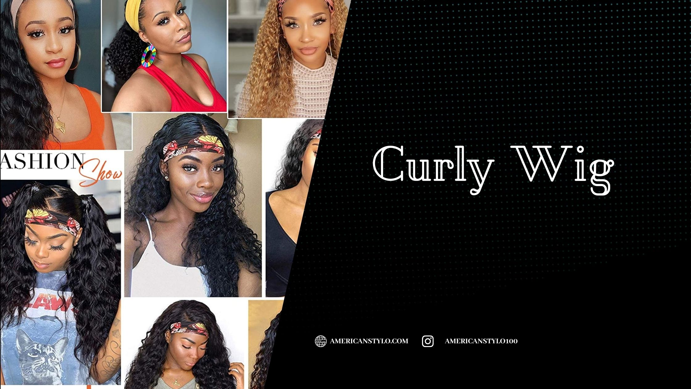 Curly Wig For Natural Hair