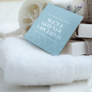 Luxury White Egyptian cottonHand Towels