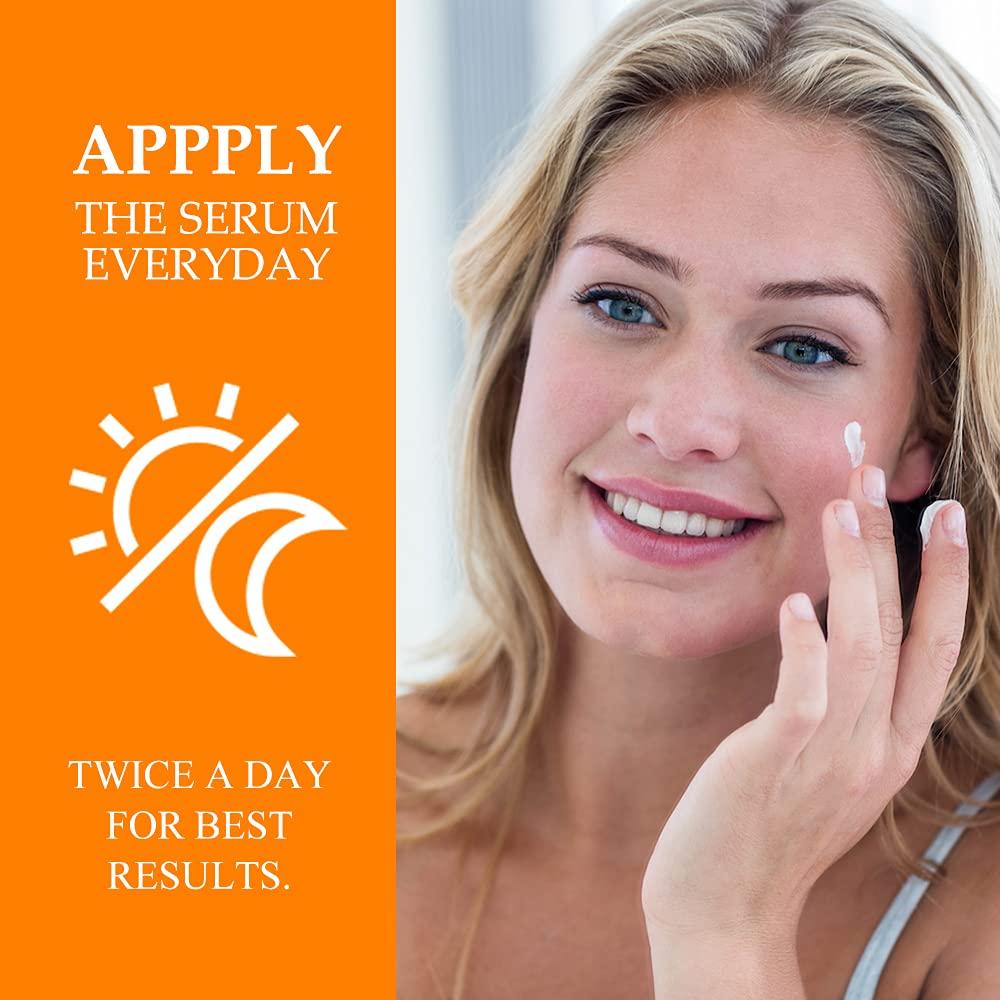 Kleem Organics Vitamin C Serum For Face