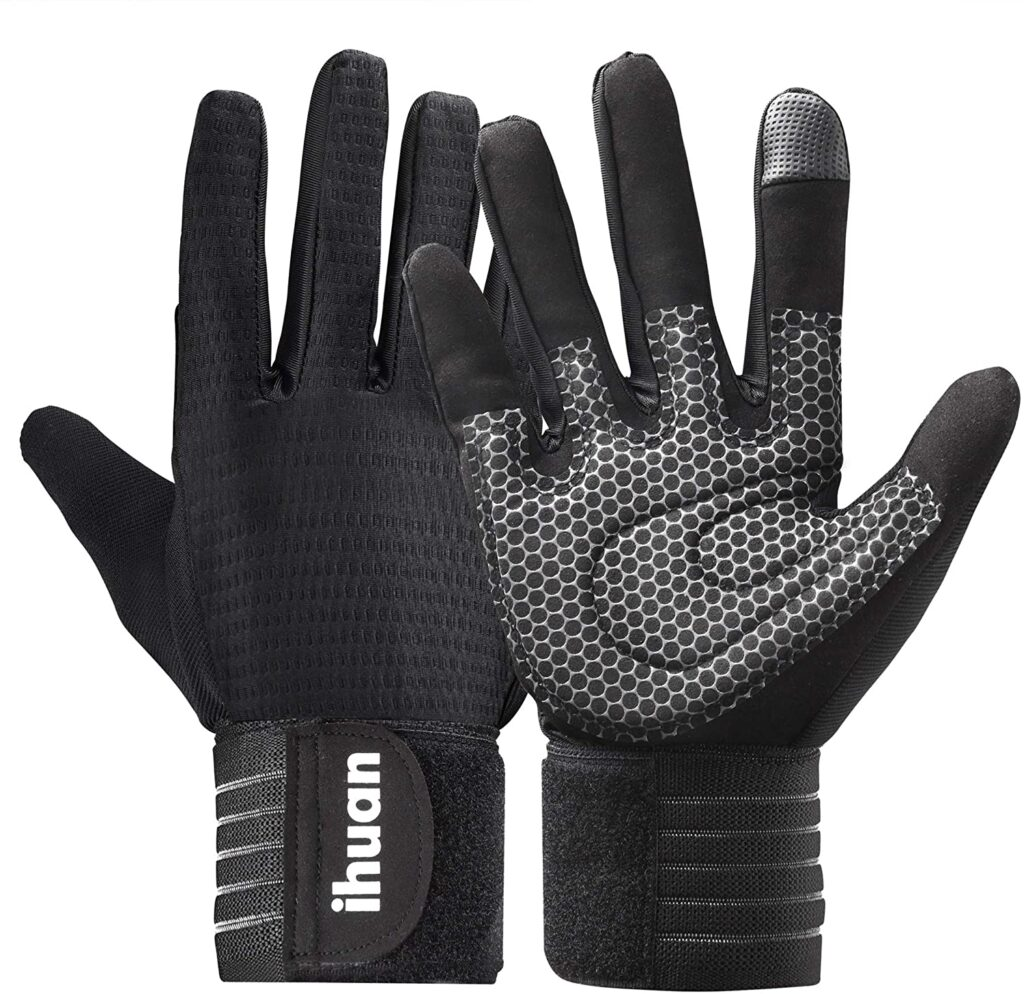 Ihuan best womens weight lifting gloves