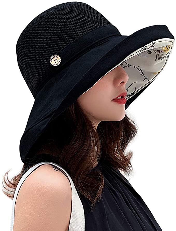 MIFULGOO women sun hat