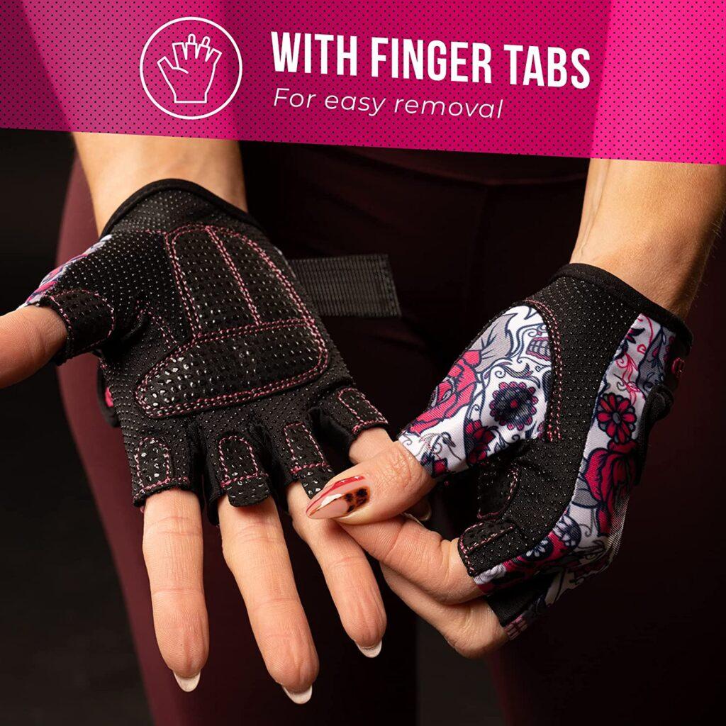 Contraband women's training gloves