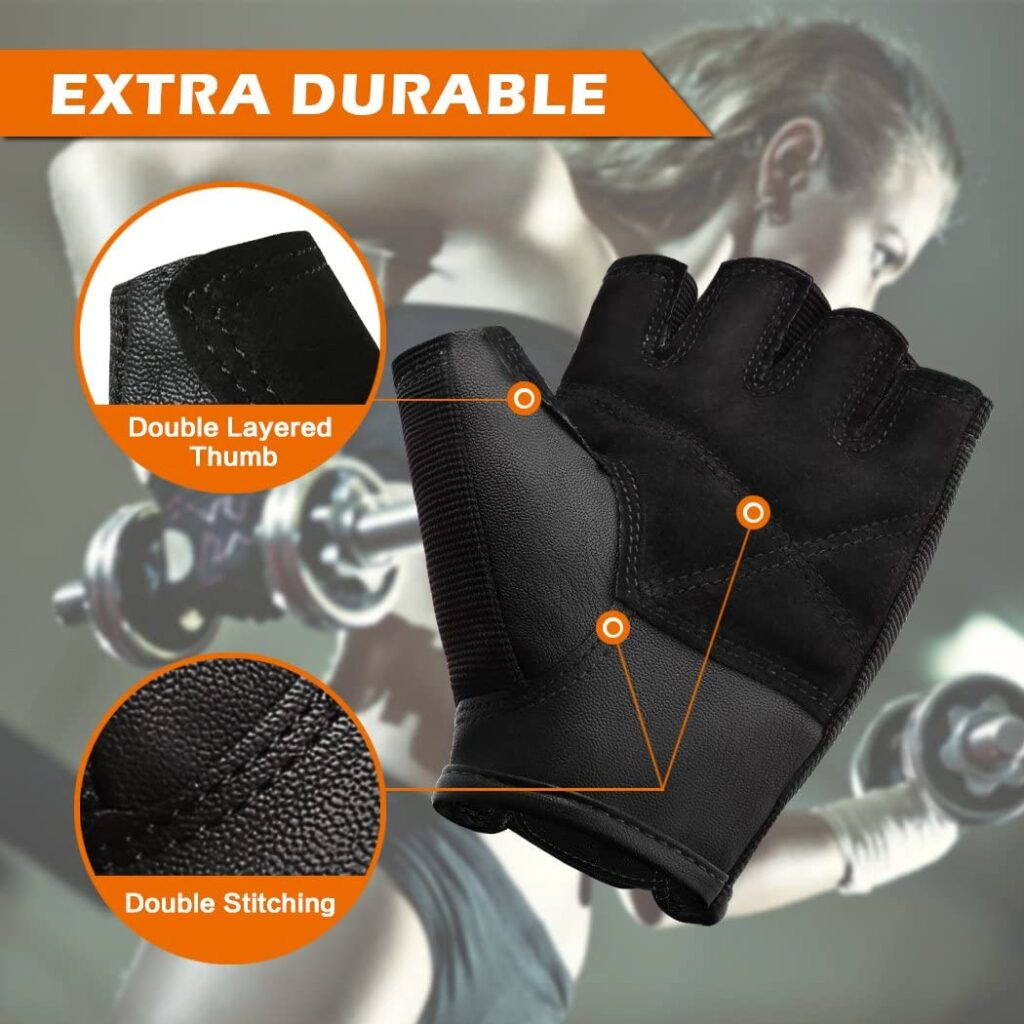 BEACE womens weightlifting gloves
