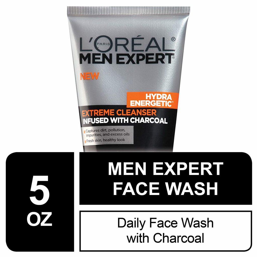 L'oreal men expert- cleanser for men