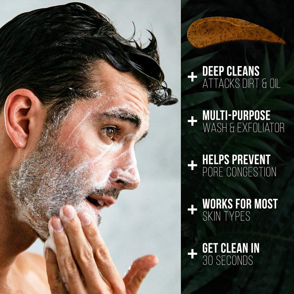 Rugged & Dapper- Best Face Wash For Black Men