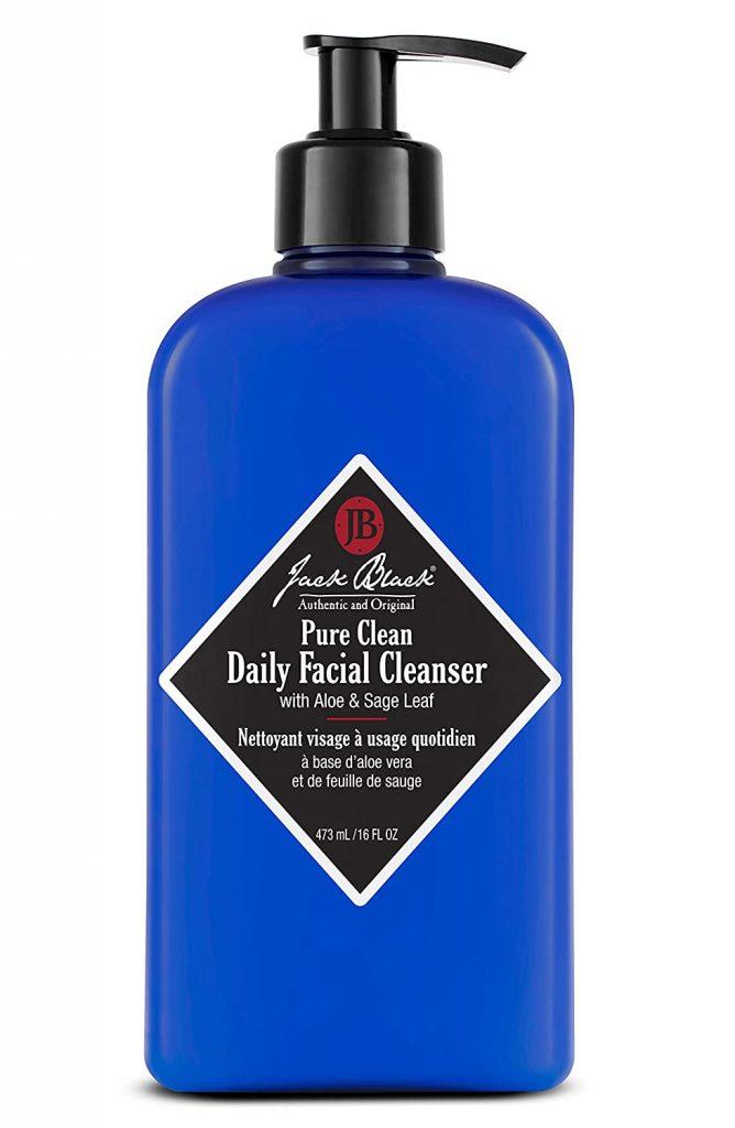 Jack Black Face Wash For Black Men