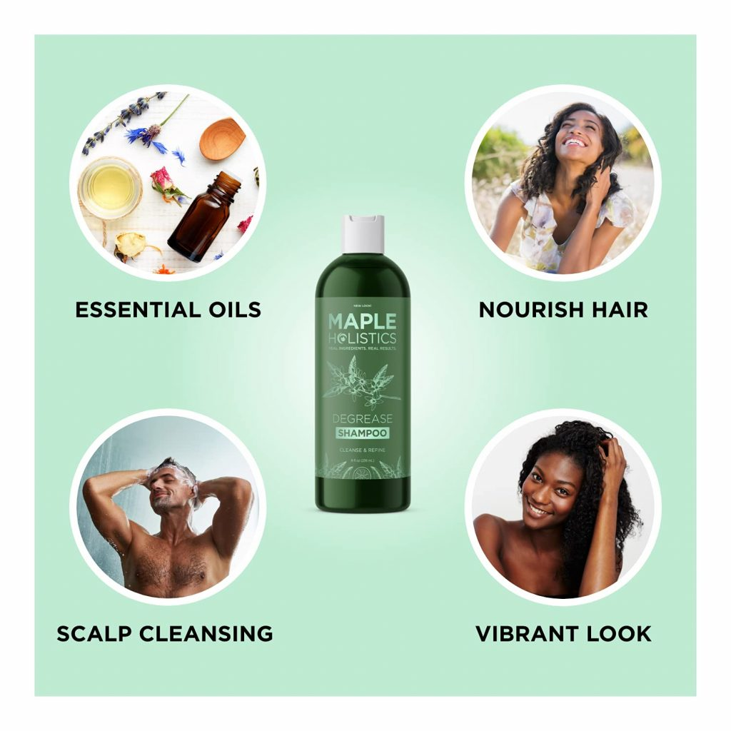 Maple Holistics Hair Products For Black Men