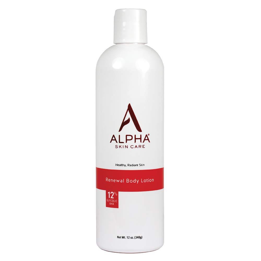 Alpha Skin Care Body Lotion – Best Renewal Body Lotion For Black Men