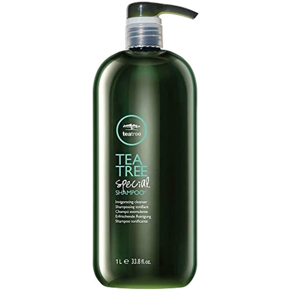Tea Tree Hair care product for black men