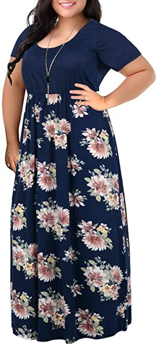 Nemidor Summer clothes to hide belly fat