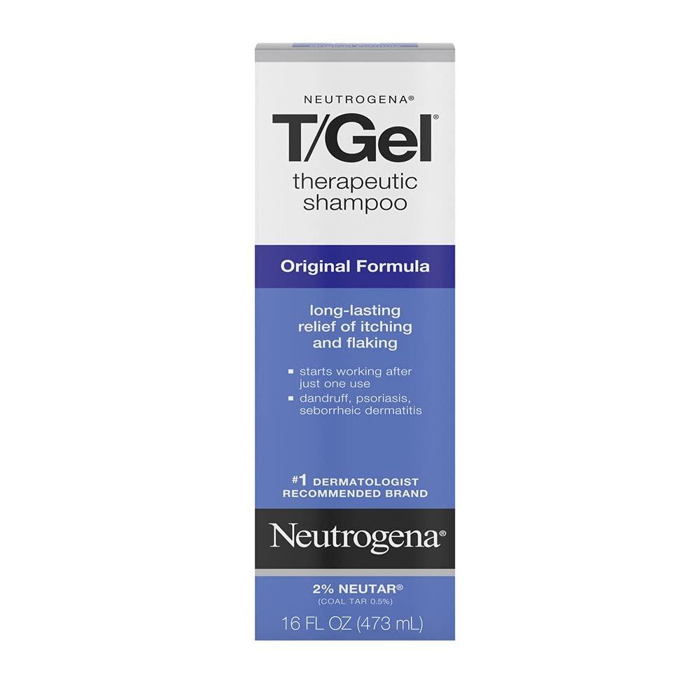 Neutrogena T/Gel Medicated Shampoo for Black Men