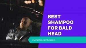 Shampoo for bald head
